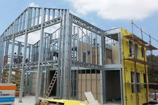 בנייה קלה / בנייה מתקדמת
