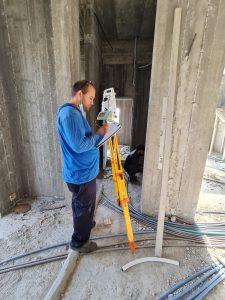 מדידות לפני טייח מיירים
