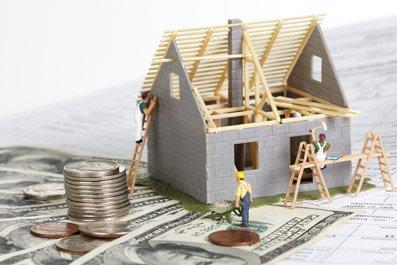 תשלום לקבלנים בזמן בנייה